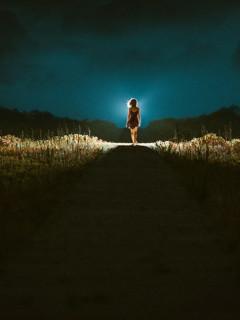 摄影师作品:充满梦幻与神奇的浪漫人像